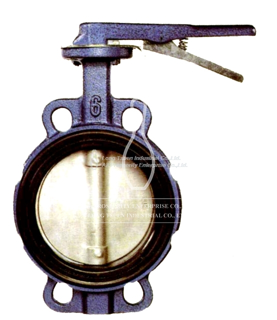 Butterfly Valve Lug Type / Wafer Type